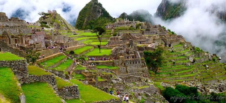 Machu or not Picchu ?